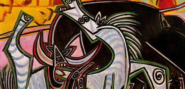 Picasso, Bullfight, 1934 (part.)