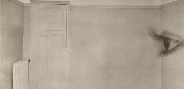 Maurice Tabard and Roger Parry - Room with Eye, 1930 (part