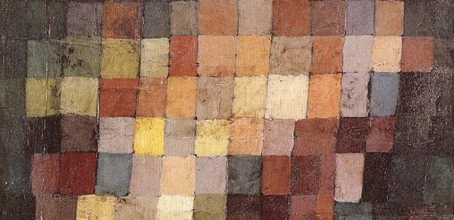 Paul Klee, Suono Anico, 1925 (part.)